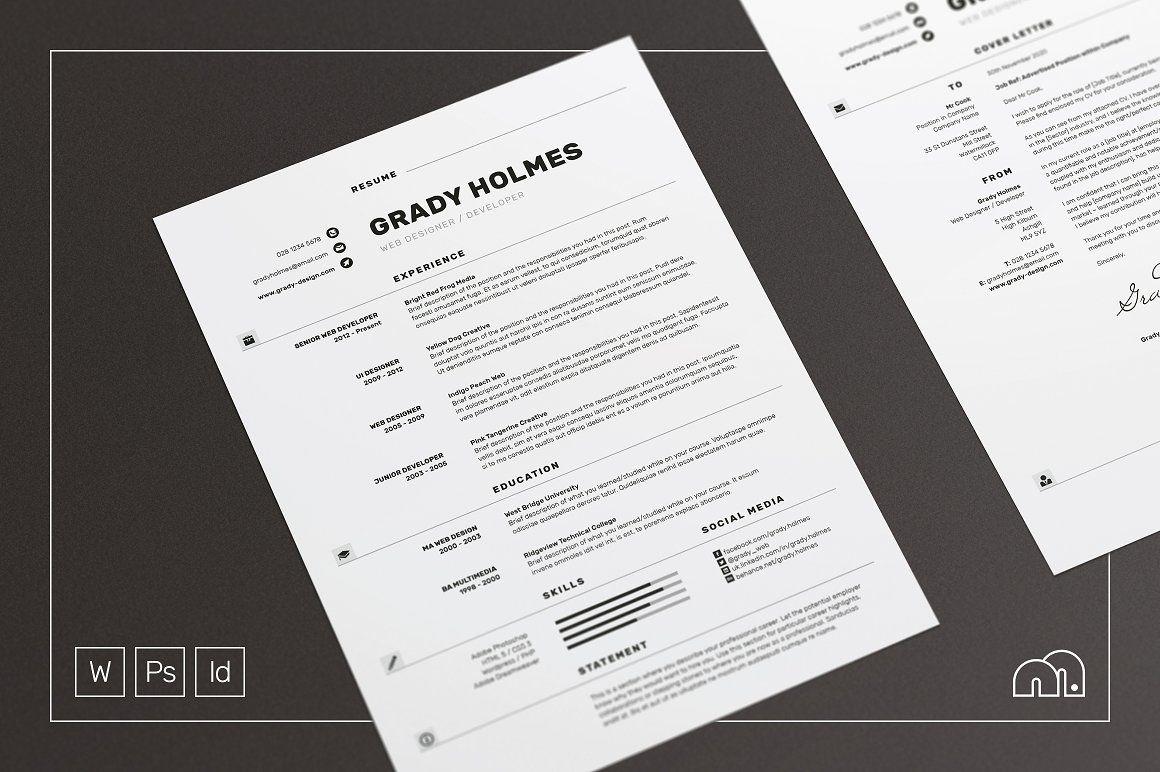 Professional Resume CV