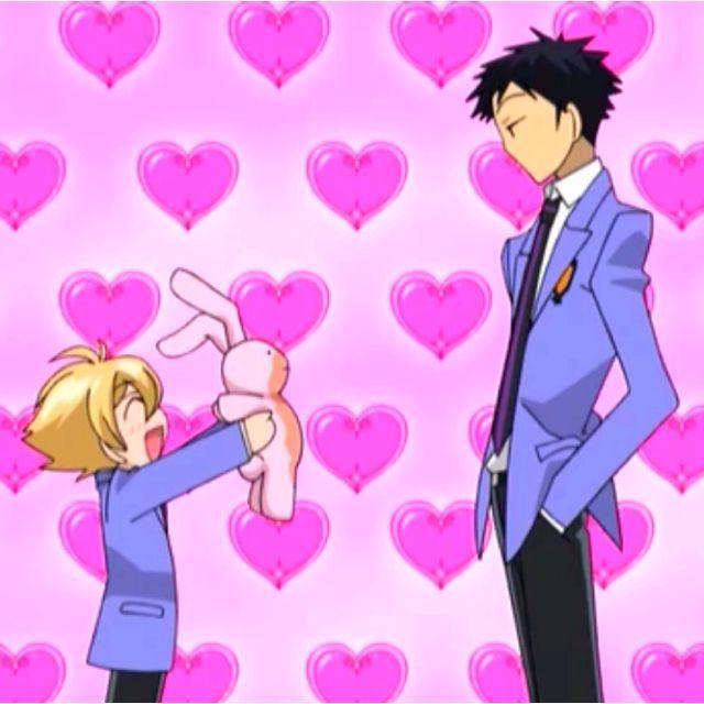 Valentines High School Host Club Anime