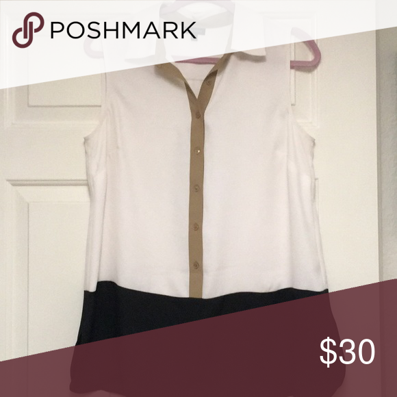 Adorable Blouse Like new! Talbots Tops Blouses