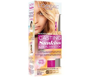The First Blonding Jelly That Gradually Lightens Hair For A Sunkissed Look All Year Long The Soft Loreal Casting Creme Gloss How To Lighten Hair Light Blonde