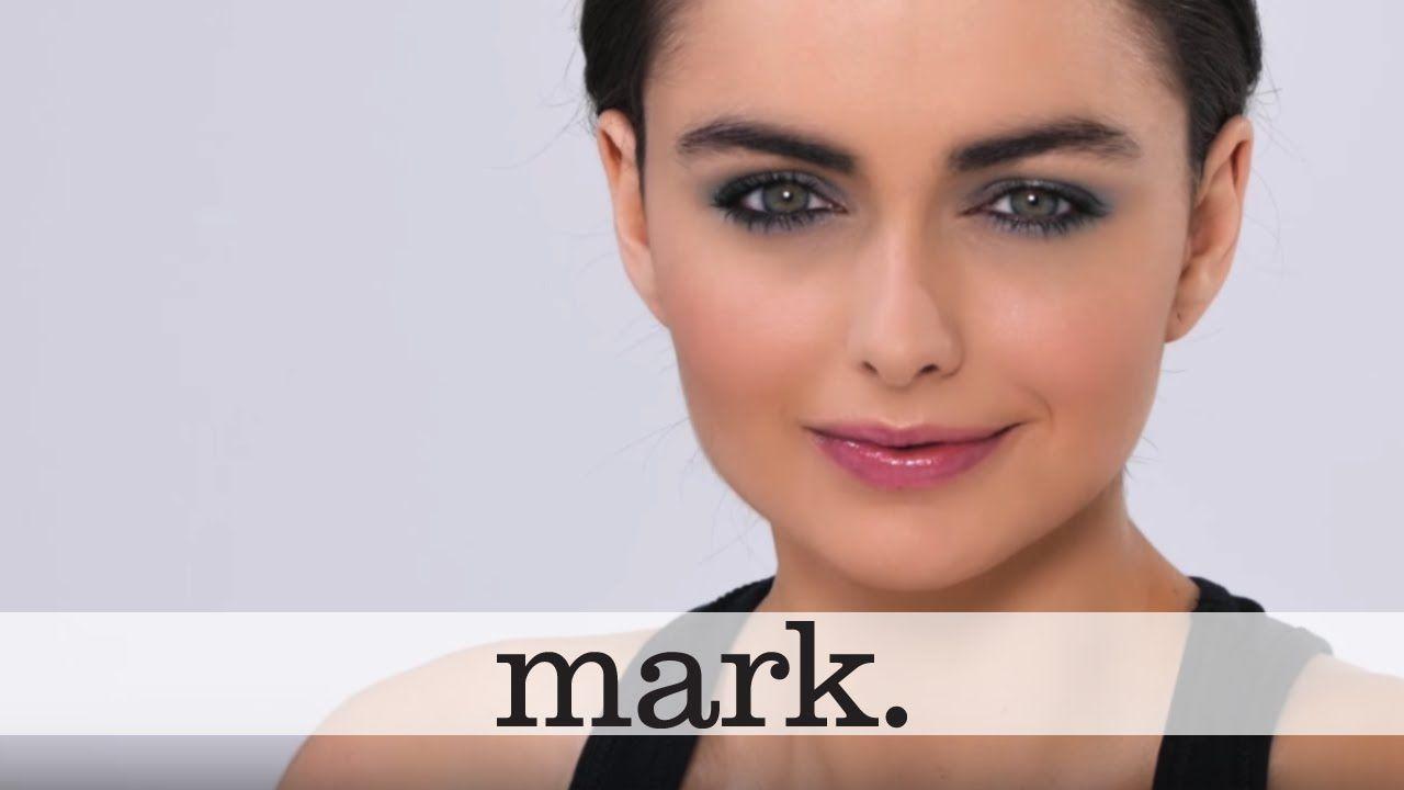 Mark silver smokey eye holiday makeup tutorial with kelsey silver smokey eye holiday makeup tutorial with kelsey deenihan shop this look at baditri Images