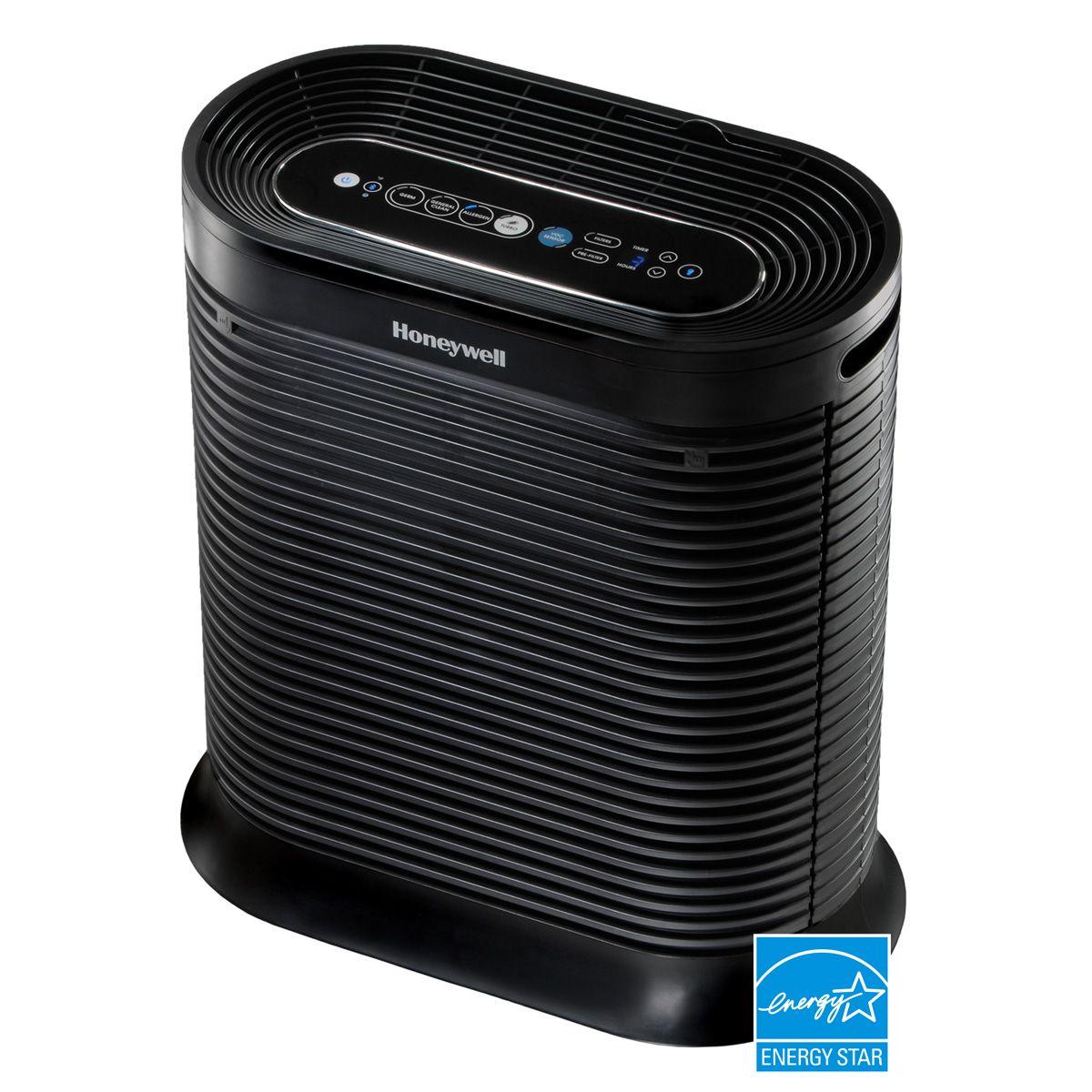 True HEPA Bluetooth Honeywell Air Purifiers WE JUST