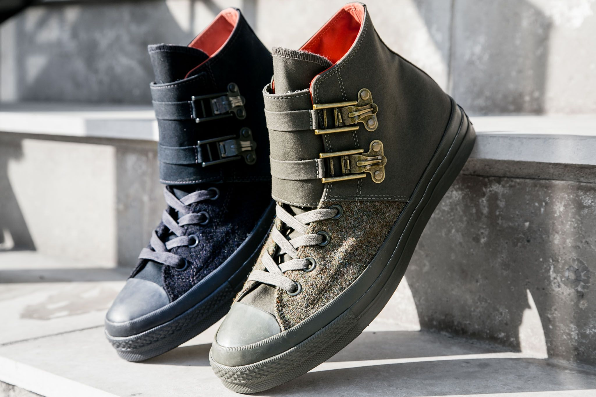 dded61bab8936c Converse x Nigel Cabourn Chuck Taylor All Star 1970 s Pack ...
