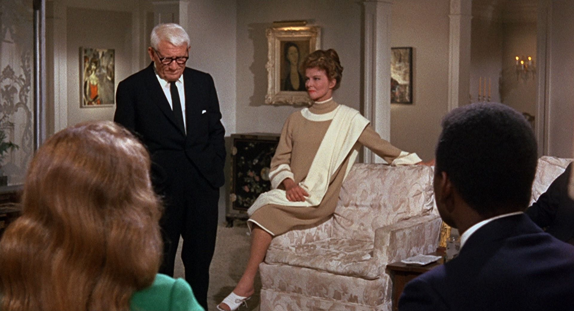 Guess Who's Coming to Dinner (1967) Dir. Stanley Kramer ...