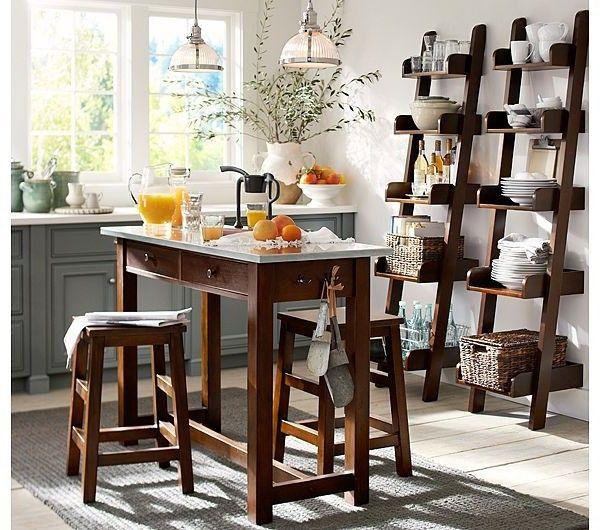kleine küche-Kleine Räume - Deko Ideen Kuhinja Pinterest - kleine küchen ideen
