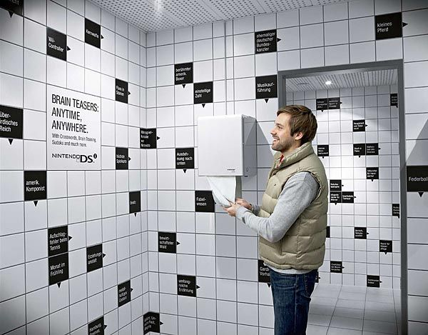 Another 25 Creative Ambient Ads