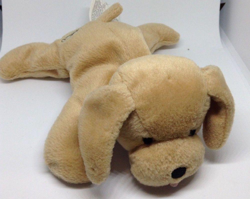 Yellow Lab Bean Bag Stuffed Animal