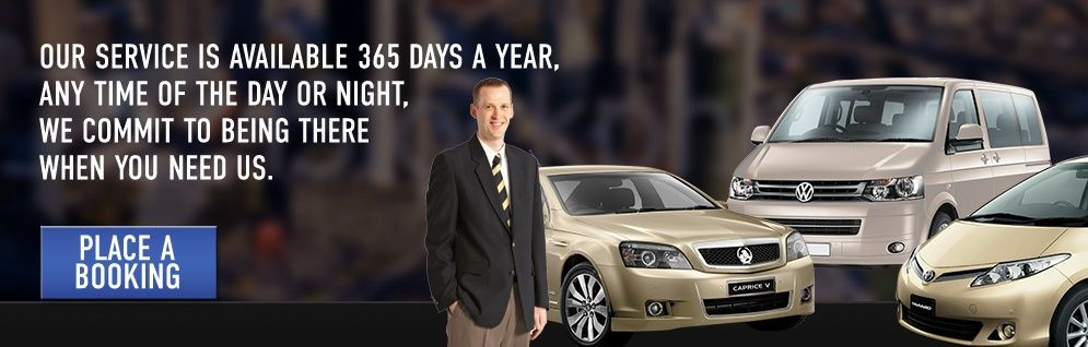 Chauffeur Cars and Airport Transfers Melbourne Airport