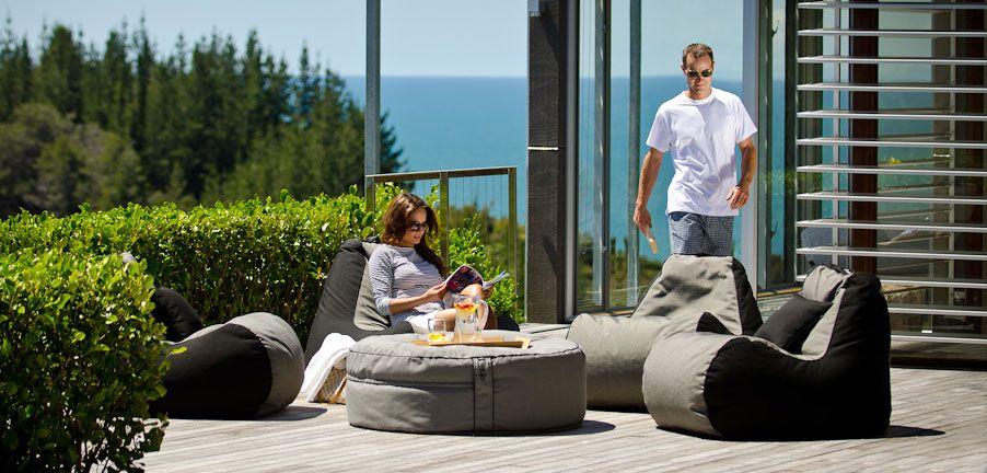 Lujo Australia   Luxury Outdoor Bean Bags That Endure Rain, Hail Or Shine
