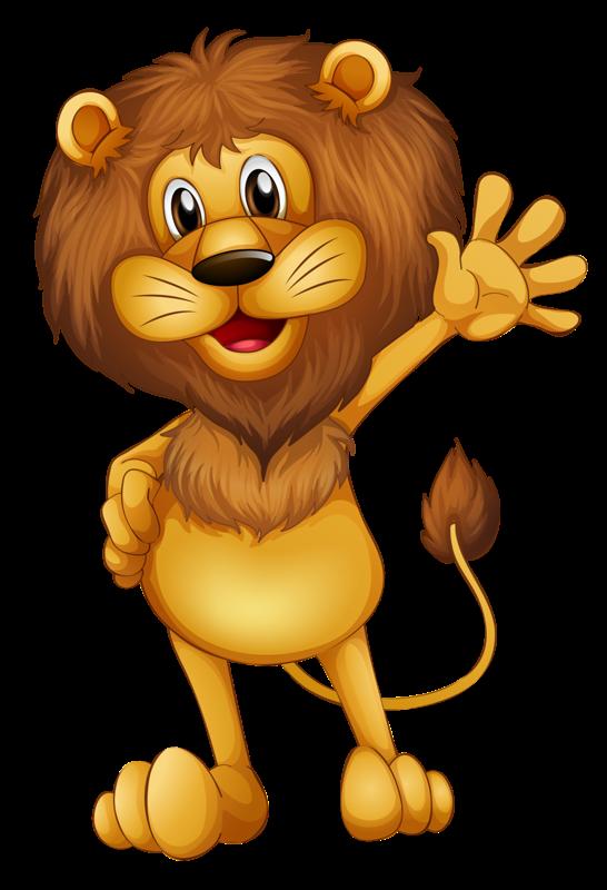 Animals cartoon drawing lion - photo#29