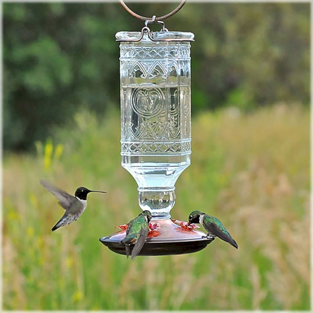 Make Your Own Hummingbird Feeder With 10 Our Best Ideas