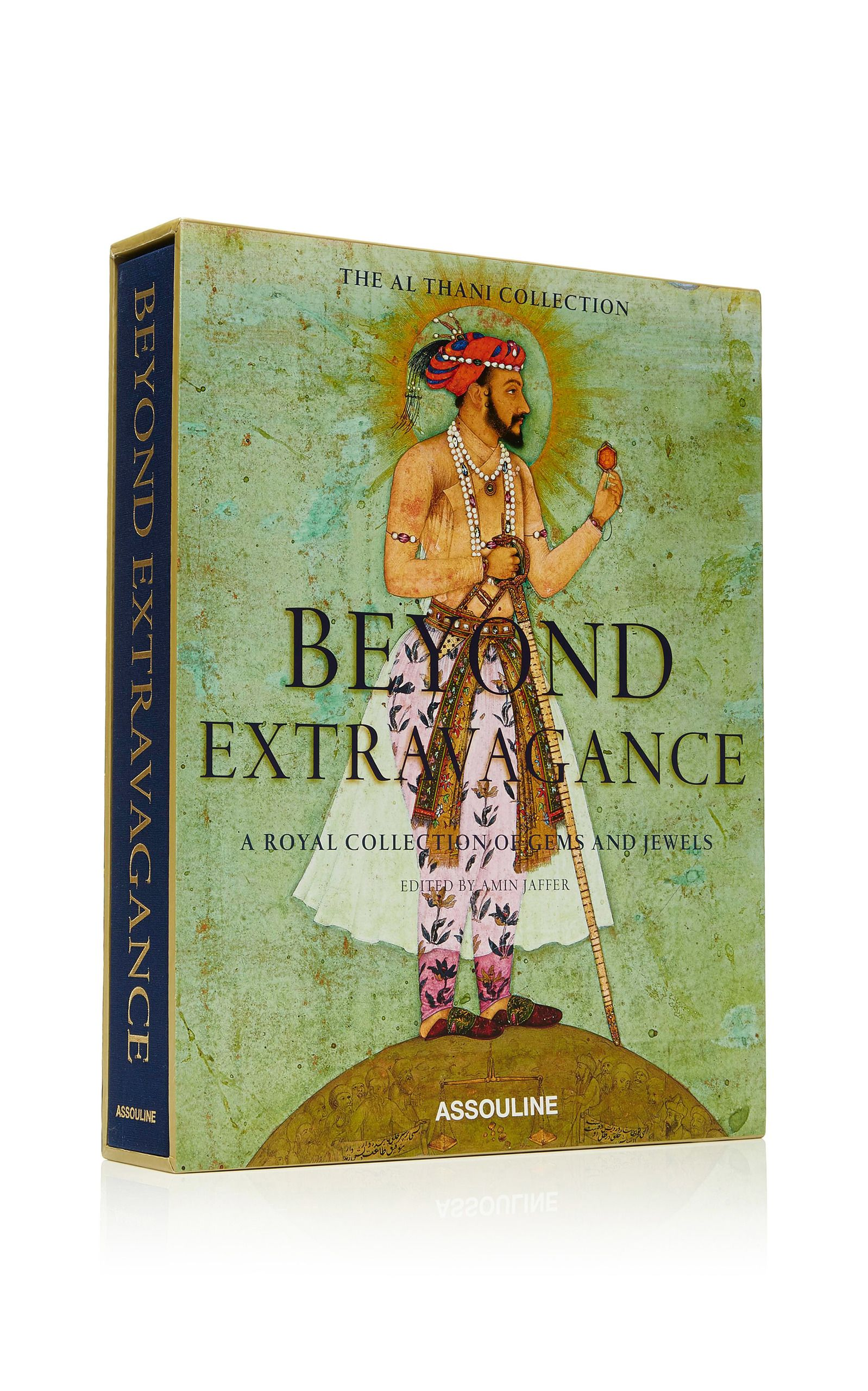 250 Assouline Beyond Extravagance A Royal Collection Of Gems And Jewels Book Beyond Extravagance A Royal Collection Of Vintage Antiques Assouline Jewels
