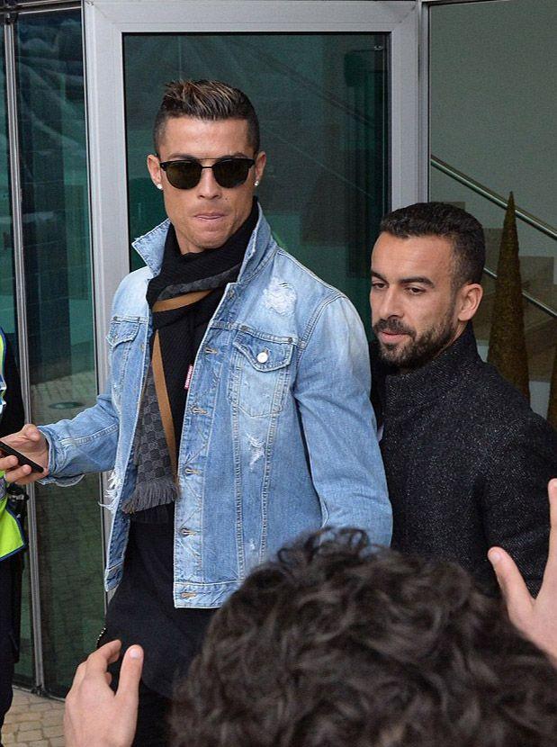 af5cacd0ef12 Cristiano Ronaldo arrives Pestana CR7 Hotel in Madeira  cristiano   cristianoronaldo  crz  gucci  dsquared2  commonprojects  pesetanacr7hotel   madeira