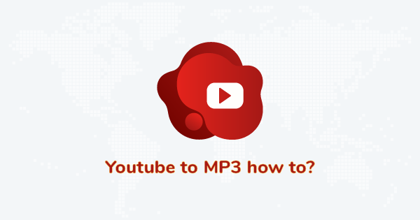 Youtube to MP3 can use mp3 converter that can be a