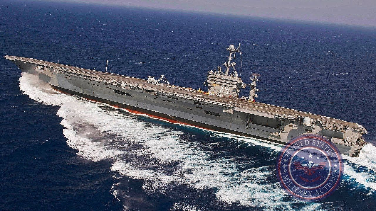 U S Navy To Return Uss Harry S Truman Back To Ssea After Completing Re Navy News Aircraft Carrier Virginian Pilot