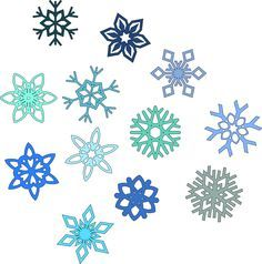 Frozen Snowflake Template Google Search Frozen Silhouette