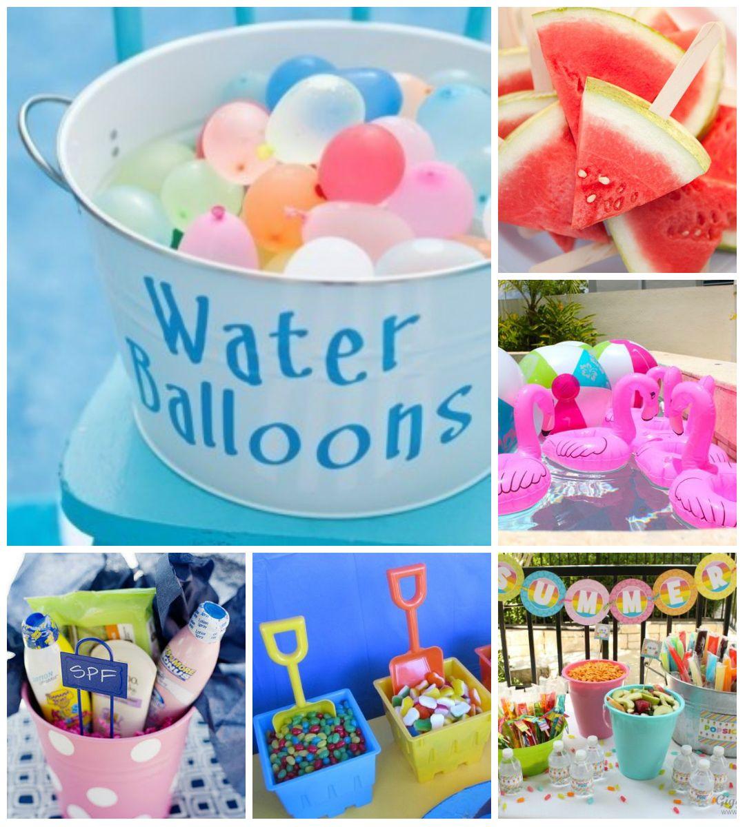 Festa na piscina dia das criancas festanapiscina party for Ideas para cumpleanos en piscina