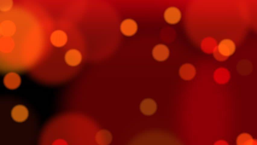 Christmas Bokeh Background, Festive, Greeting Stock Footage