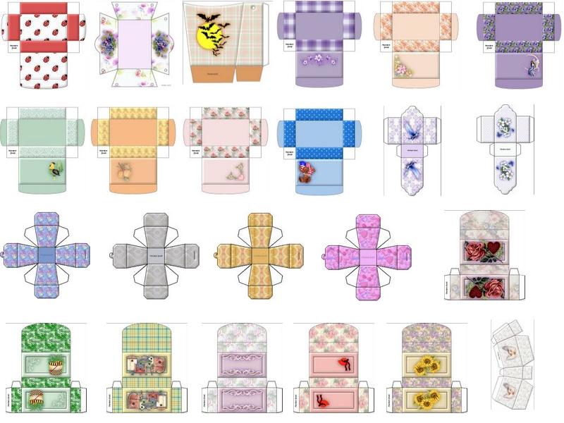 Resultados de la búsqueda de imágenes: plantillas para cajitas para dulces - Yahoo Search Results Yahoo Search