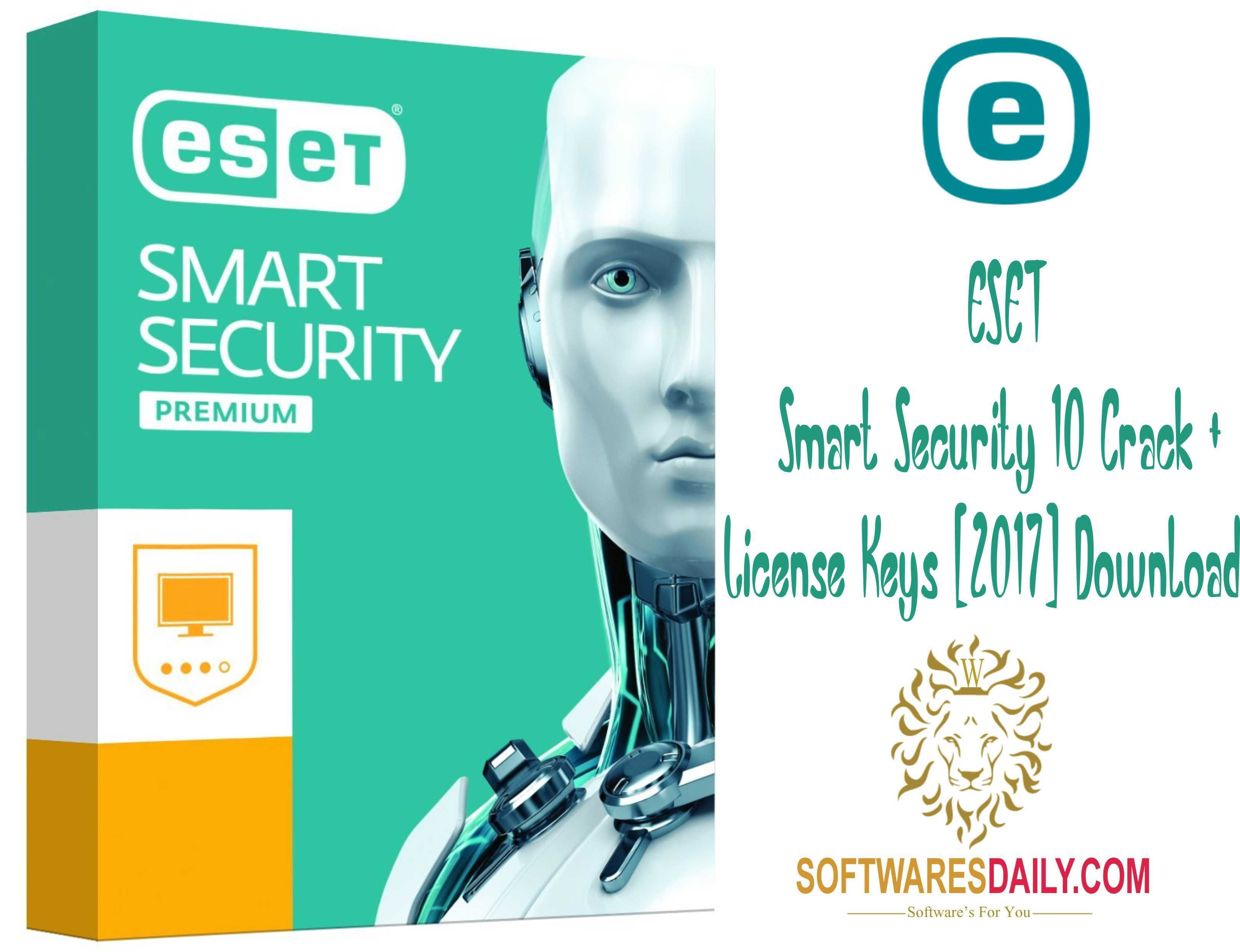 eset smart security premium 10 key generator