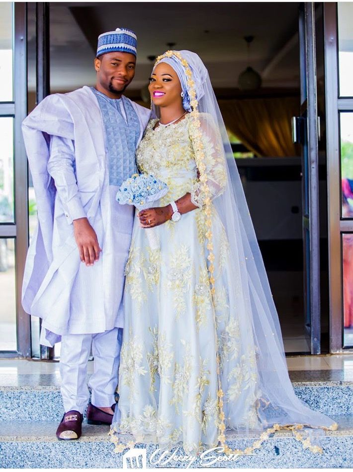 Image result for nigerian articles on muslim bridal ornament inspiration