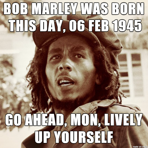 Happy Birthday Bob Marley Post Bob Marley Bob Marley Music Reggae Bob Marley