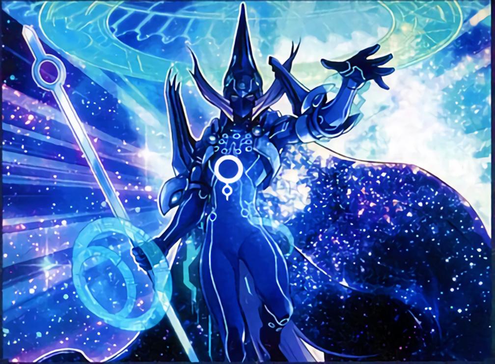 Astrograph Sorcerer [Artwork] by ALANMAC95