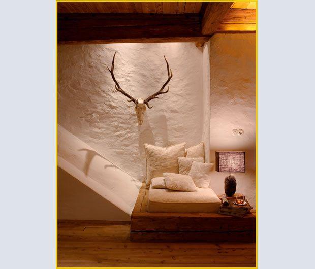 San Lorenzo Mountain Lodge Uno Chalet Esclusivo Sulle Dolomiti Living Interni Chalet Progetto Casa Arredamento Di Montagna
