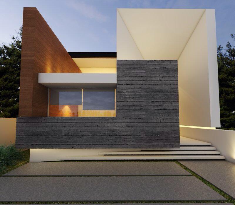 Fachadas creato arquitectos creato arquitectos - Arquitectos casas modernas ...