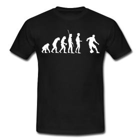 Evolution Soccer bzw. Fußball Shirt