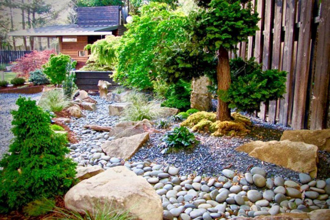 35 Incredible Small Backyard Zen Garden Ideas For Relax Spaces Dexorate Backyard Garden Small Backyard Gardens Backyard