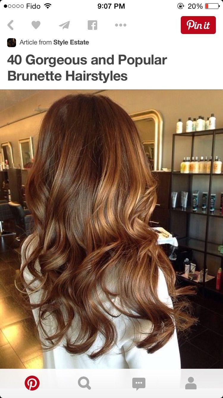 Pin by kiran dhaliwal on hairdo pinterest hair coloring hair