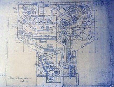 disneyland haunted mansion ride plan blueprintblueprintplace