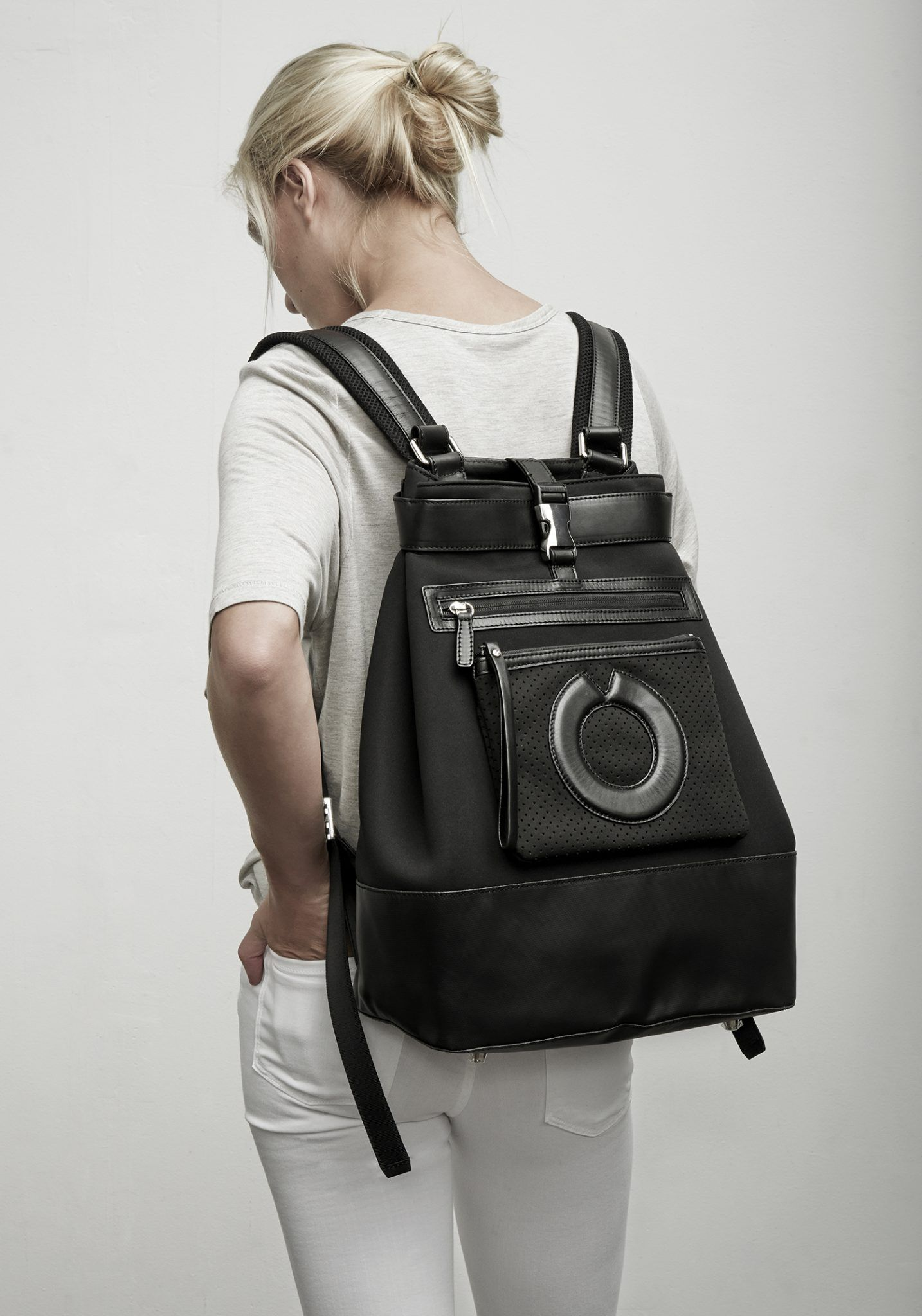 The iconic OVERT Noho Backpack is the ultimate everyday bag for city girls  on the go. Multiple ways to wear and pockets to house all the daily  essentials. c87c5beb076ad