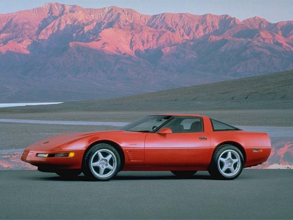 Chevrolet Corvette ZR-1 (1993) Need for Speed (1994) | Corvette