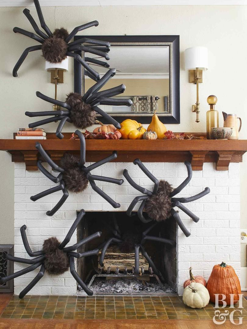 36 Insanely Cute Halloween Party Decorations You Can Make