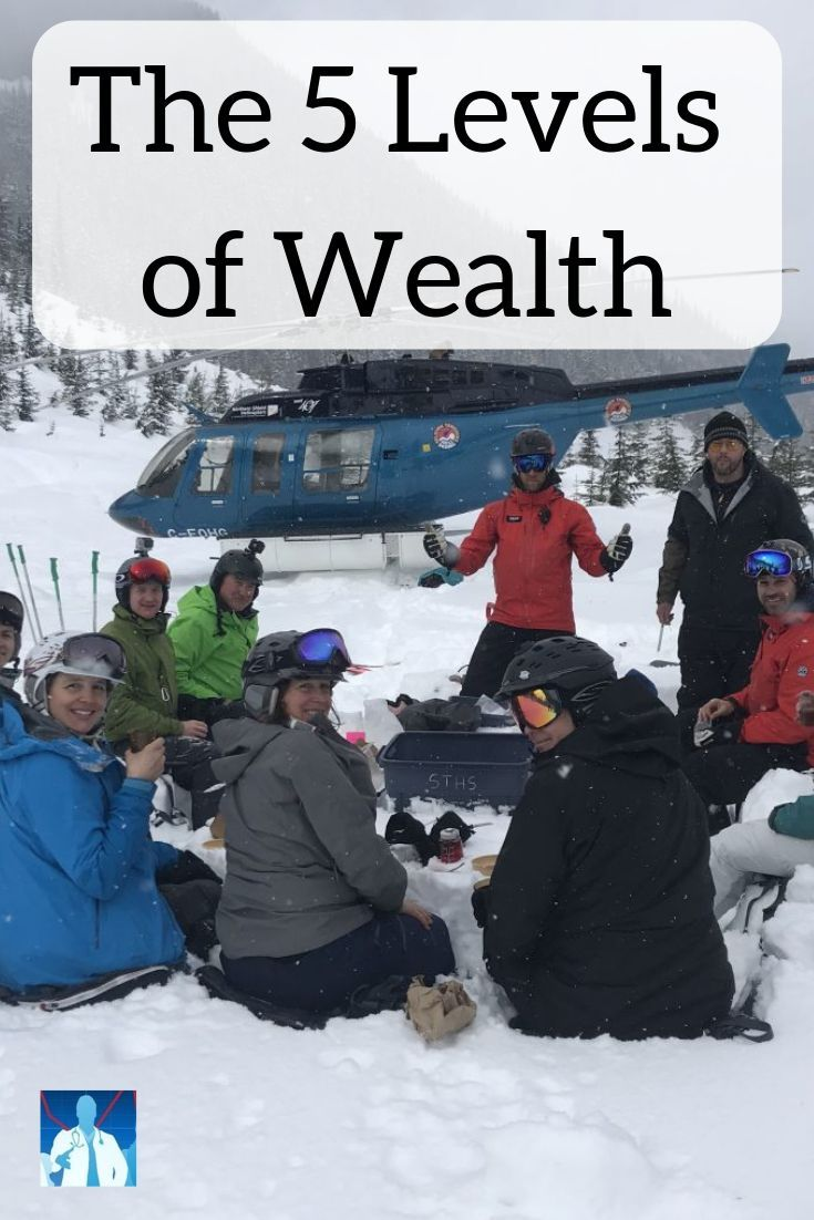 How does your wealth, or lack of wealth, affect your daily life? Why not aspire to a level of wealth where you don't care what you spend on a vacation or a meal and where giving becomes easy? #physicians #buildingwealth #networth #happiness #charitablegiving