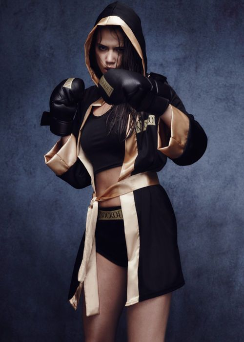 Boxeuse Sexy womens sexy knockout boxer costume | boxers | pinterest | costume