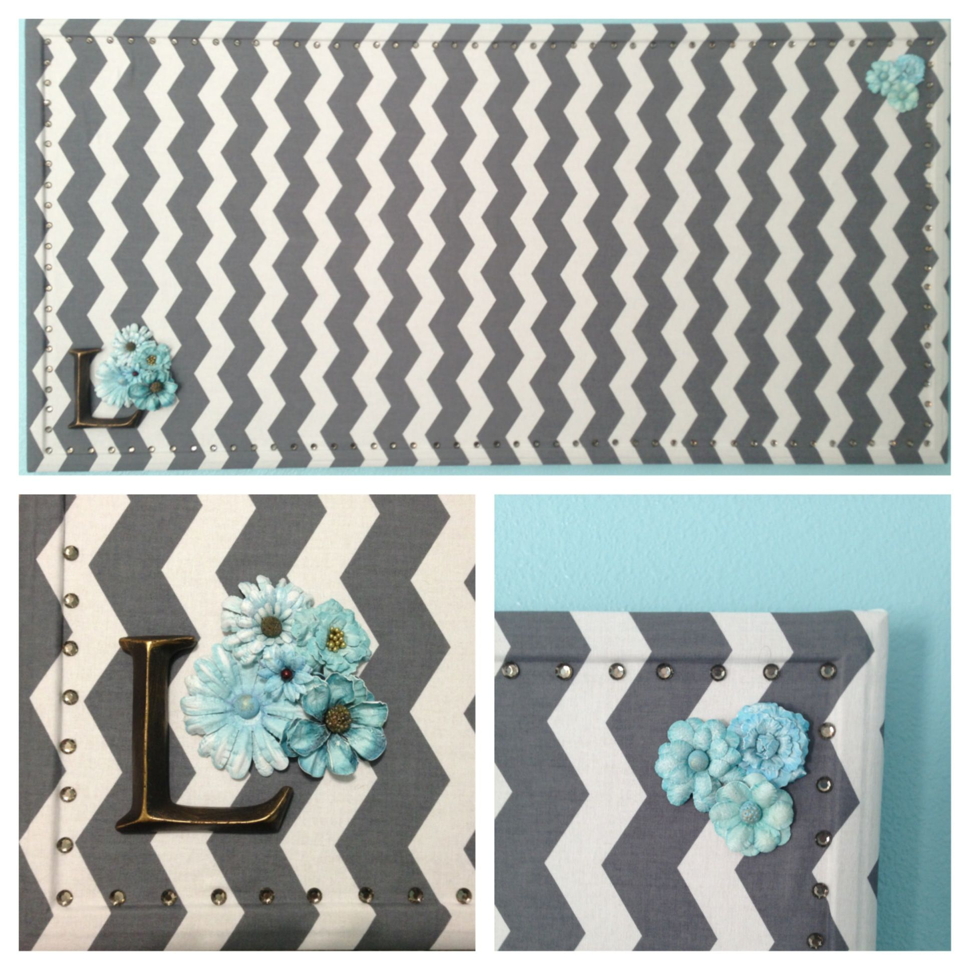 fabric covered cork board artsy pinterest cork
