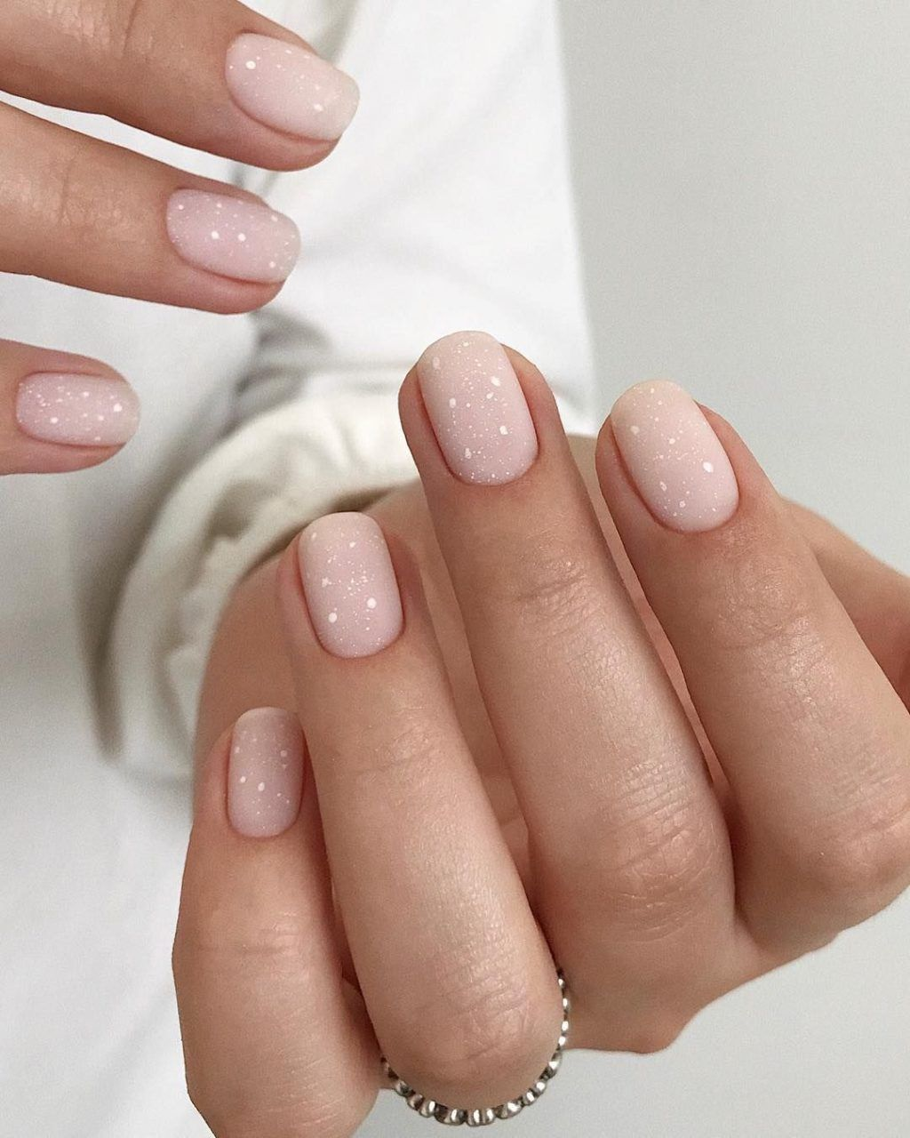 Winter manicure 2020-2021. Winter nail design ideas in ...