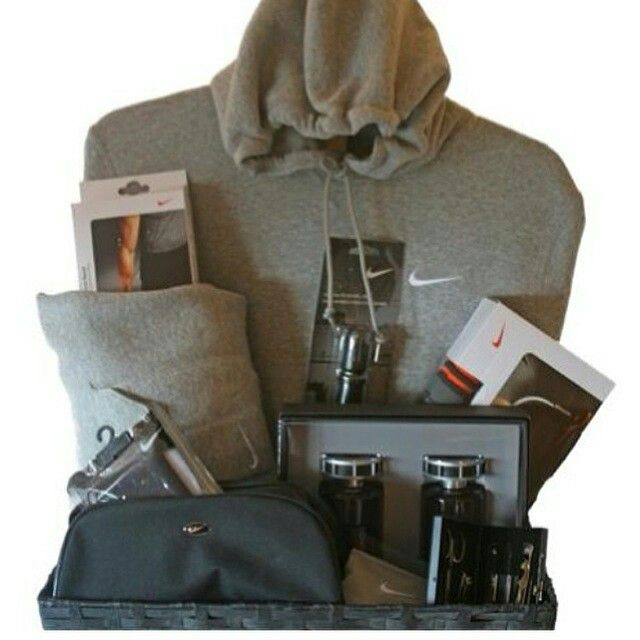 Nugget Gift Ideas Apparel: Nike Designer Gift Basket Shop Www.krnovations.com