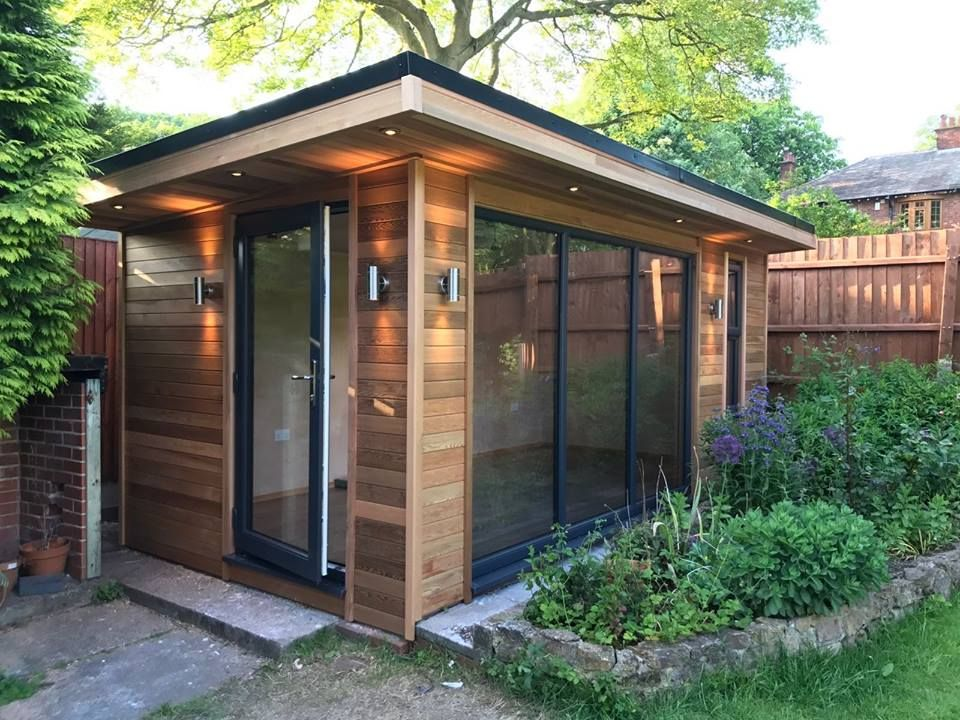 New build! it was a pleasure! #Serenity #GardenRooms