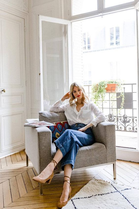 7 Chic Ways to Dress like A French Woman