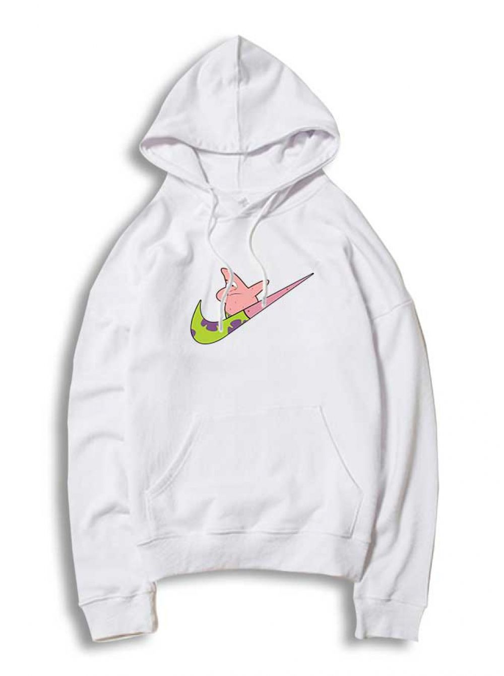 751eec685fbb Get Buy Nike x Patrick Collab Dab Hoodie For Women's Or Men's | Clothing