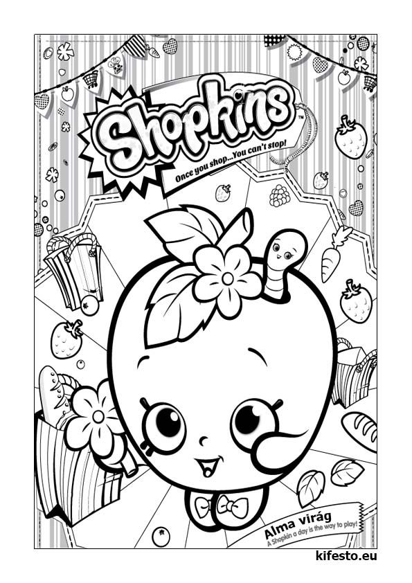 shopkins coloring pages - Google Search | Shopkins | Pinterest ...