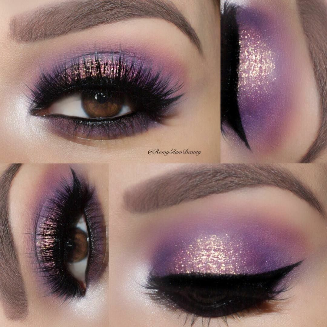 Purple makeup image by Sanguine Requiem . on Art reference