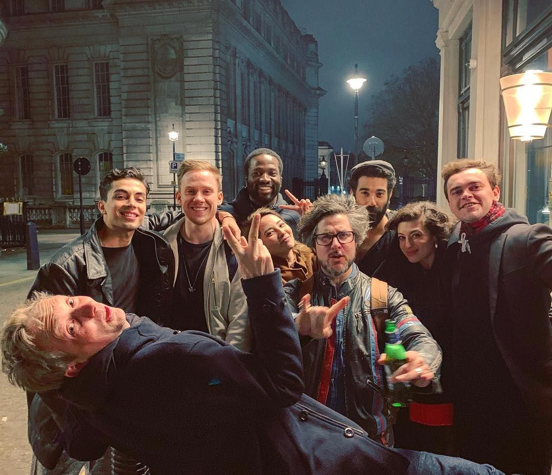Gangs Of London With Images Joe Cole Actor Joe Cole Hbo