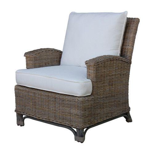 Miraculous Exuma Armchair In 2019 Chair Wicker Lounge Chair Living Machost Co Dining Chair Design Ideas Machostcouk