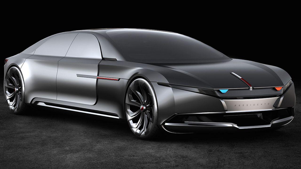 carrozza – the presidento limousine concept carrozza is a concept of