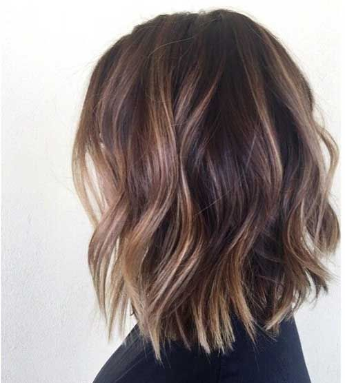 20 New Wavy Hairstyles for Short Hair | http://www.short-haircut.com/20-new-wavy-hairstyles-for-short-hair.html